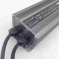 Waterproof 12V 2.5A 120W Constant Voltage led driver IP67