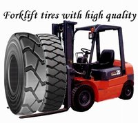 China High Quality New Forklift Tire 5.50-15 For Sales
