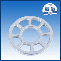 Forged ringlock system r scaffolding rosette/cantilever scaffolding