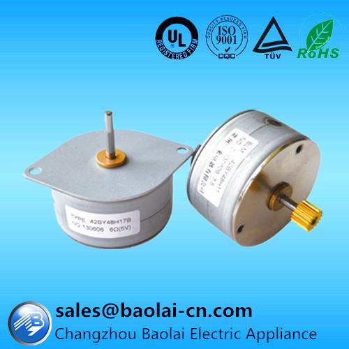 High power stepper motor nema17 high rpm 5v electric motor for 100000 rpm electric motor