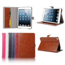 Case for iPad mini 4 case, New Design PU leather Tablet Smart Cover Case for iPad mini 4 case, Hot Sell