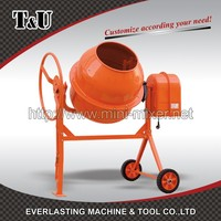 Manual hand/automatic grain/seed/soy bean Seed mixer with thicken frame strong