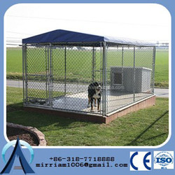 5'x10'x6' Big Dog House Clamp Connector Large Dog Runs kennels