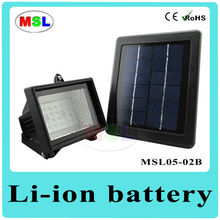 New Design Long Working Time Waterproof Solar LED Flood Light Solar Garden Light Solar Outdoor Light with CE RoHS