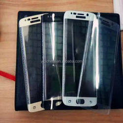 For Samsung Galaxy s6 curve edge glass protector best selling mobile phone accessory for Samsung mobiles