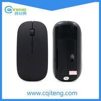 Factory Colorful Slim 2.4G Cheap Mouse Wireless For Gift Promotion