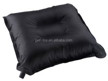 pvc pillow automatic inflated pillow travel pillow