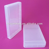 retail electronic device plastic packing case