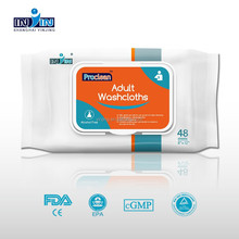 OEM & FDA MOISTURIZE body wet wipe & ALCOHOL FREE wet wipes