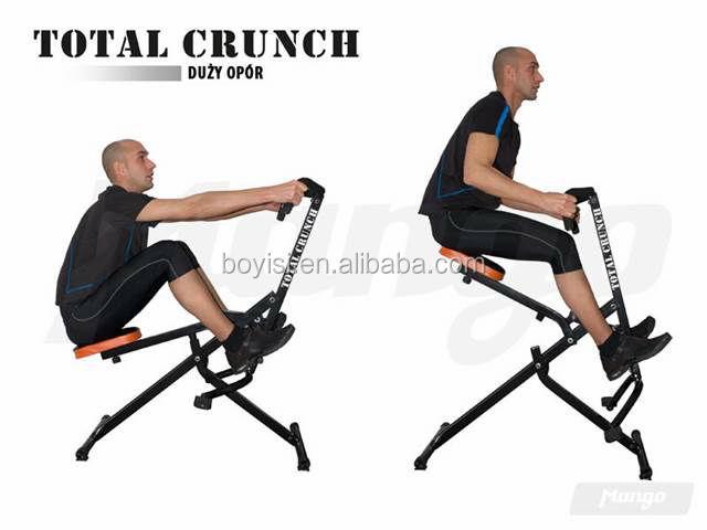 total crunch machine