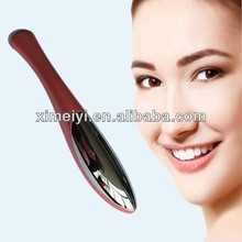 Eye massager , eye wrinkle remover pen, and Essence / cream used together, puffiness dark circles wrinkles eye massage care