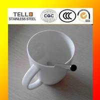 custom steel drinking straw