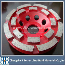 Diamond Cup wheel, diamond cup Grinding Wheel for Coating Removal and epoxy and paint grinding