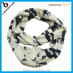 fashion horse print T shirt material made scarf