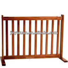 Adjustable Wooden Pet Gate / Dog Gate / Freestanding Pet Barrier