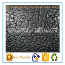 Grain Emboss Synthetic PU leather for shoes& sofa& seat