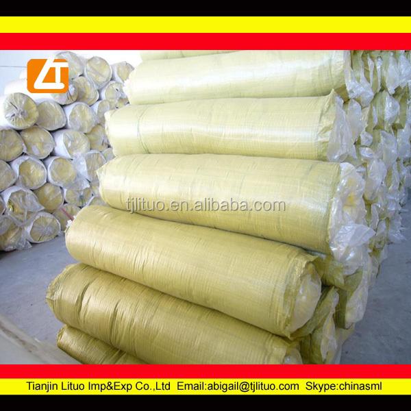 Good price sound absorbing glass wool felt fiber glass for Fiber wool insulation