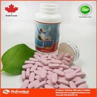 High quality best herbal calcium supplements calcium tablet