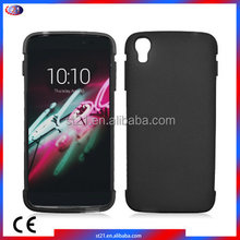 Smartphone Cover Silicone Transparent TPU Cell Phone Accessories For Alcatel OneTouch Idol 3 Cheap Goods From China Wholesaler