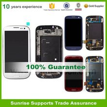 Low Price Cell Phone Parts for Samsung Galaxy s3 I9300 Lcd Screen Display