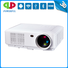 Perfect 1080p 3D Full HD android and high quality projector with WIFI/USB*2/HDMI*2/VGA/Bluetooth/TV for business/home/education