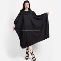 2015 High quality beauty salon accessories/Soft PVC hair capes