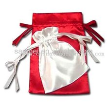 satin gift bags for jewellery or cosmetic