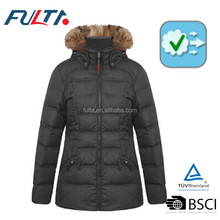 Women's Hip Length Down Jacket/ Winter jacket/woman's jacket