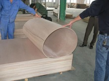 Caoba chapa de madera contrachapada de indonesia muebles de caoba / honduras caoba