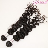 Homeaage virgin hair wholesale suppliers Brazilian Italian weave human hair extension hair curl