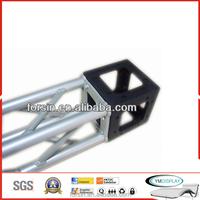 Black Aluminum Truss Display