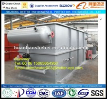 Dissolved Air Flotation Plant DAF Oily Waste Water Treatment System