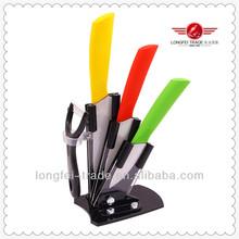 china ceramic knife nice design kitchen ceramic knives set