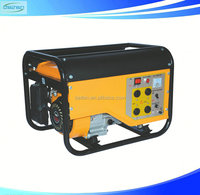 Home Used Generator Copper Windings Groupe Electrogene Gasoline Generator 2.5KW Price