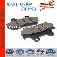 YONGLI brake parts for motorcycle