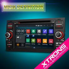 "XTRONS PF70FSFA-B 7"" Android 4.4.4 Quad-Core car multimedia player for ford with gps Canbus wifi 3G"