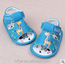 The 2015 summer wholesale brand children's sandals South Korean children's shoes baby baby sandals cartoon small soft bottom sho