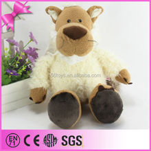 Cheap super soft child animal toy stuffed pet on sale