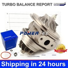 TD04 turbo core for Transit V 2.4 TDCi PUMA 125 HP 49135-06037/ 49135-06035 /49135-06030 turbocharger cartridge chra YS1Q6K682BF