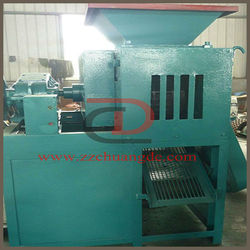 Henan famous high quality large capacity briquette machine for coal