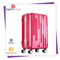 china famous brand heavy-duty business trolley bag