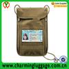 factory custom rfid passport holder/rifd wallet