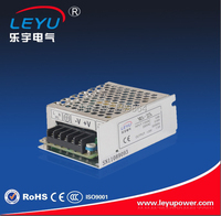 ce rohs high efficient 25w 12v 24v single output mini size switching power