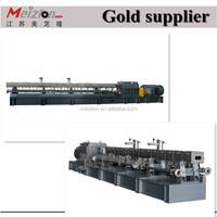 plastic film dewatering machine/wpc-pe composite decking machine plastic machinery/household plastic crusher