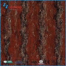 Dark red color pearl jade habitat polished tile