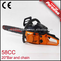 Good China Chainsaw 2.8kw 58CC Cordless Chainsaw