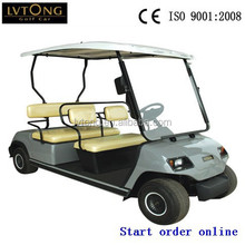 electric 4 person go kart with CE certificate (LT-A4)
