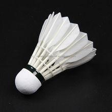 Internation Tournament using, Grade A goose feather Shuttlecock/badminton ball
