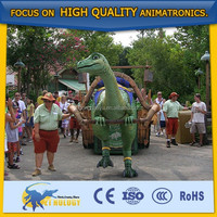 Cetnology amusement park outdoor/indoor attractive cartoons dinosaur models for sale