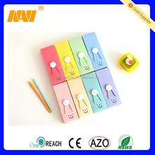 New Products Plastic Pencil Case Pen Bags